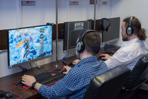 Компьютерный клуб «Буй» в Москве